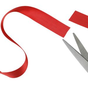 Cuttingribbon
