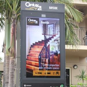 Digital signboard cropped