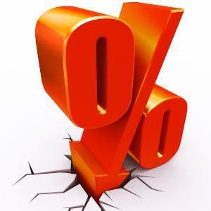 Percentagefall