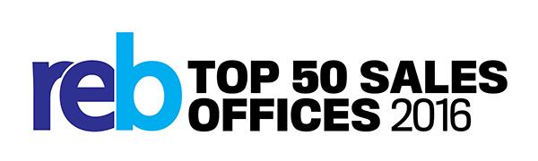 REB Top 50 Sales Offices 2016