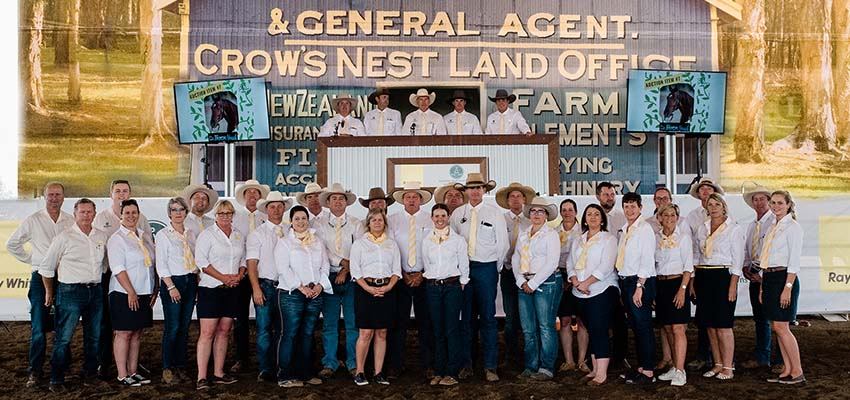 45th Annual Ray White Equine reb