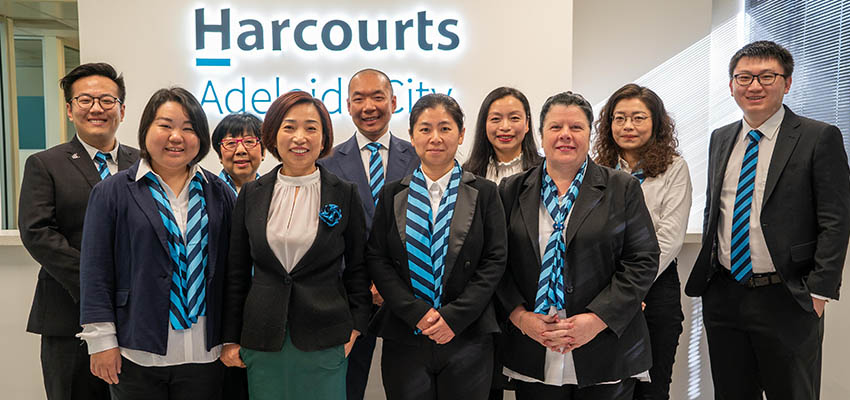 Harcourts unveils new Adelaide office