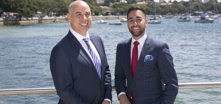 McGrath recruits two top agents