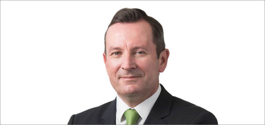 Mark McGowan reb