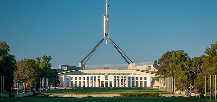 Parliament house new reb