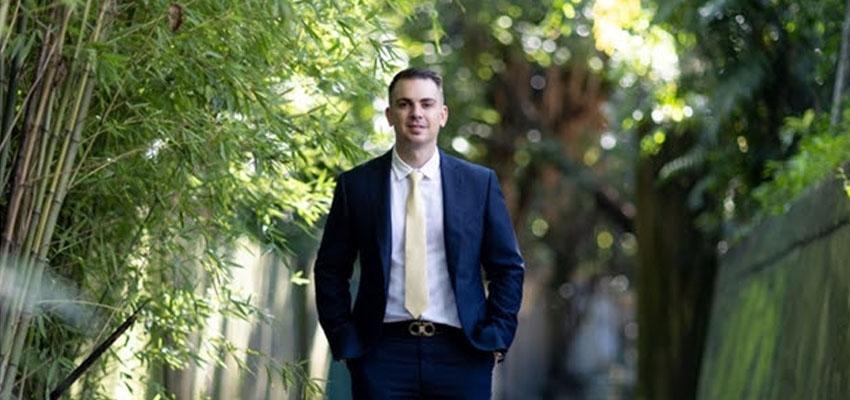 Peter Diamantidis takes plunge into agency ownership