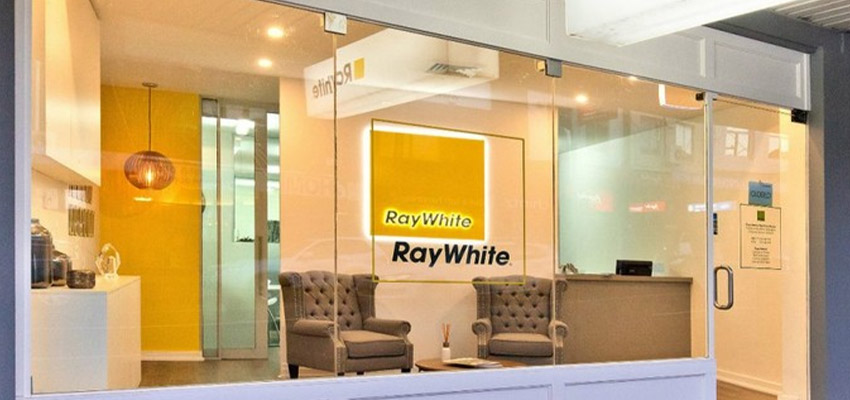 Ray White office reb