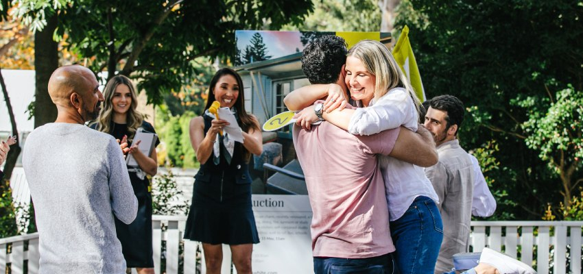 RayWhite Home buyers auction reb