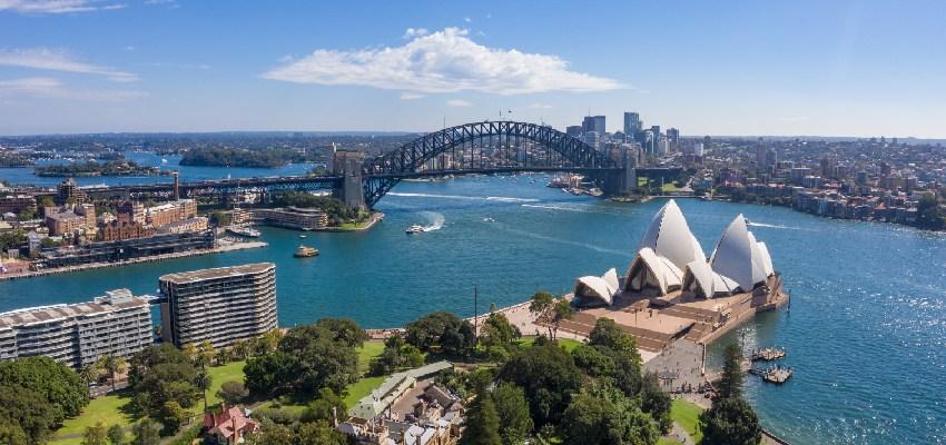 Sydney aerial shot new reb