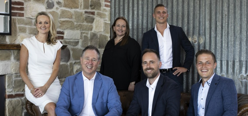 The Agency Central Coast team reb