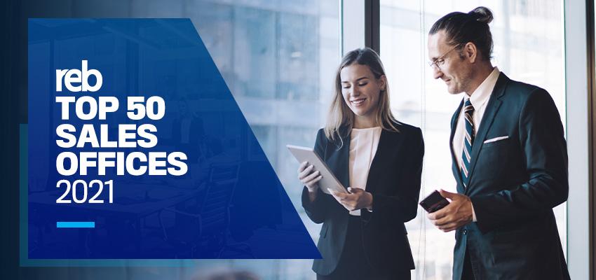 Top50 Sales Offices 2021 reb