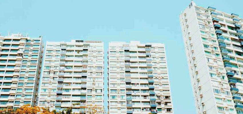 apartment buildings reb