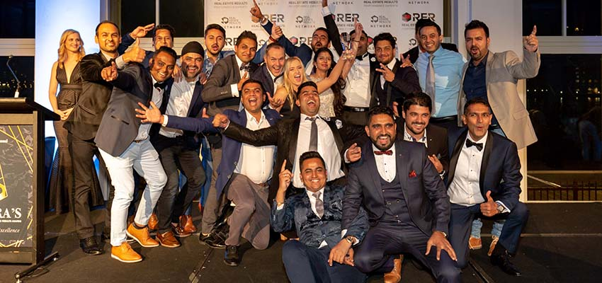 Australasian Real Estate Results Awards