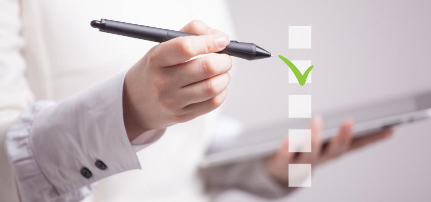 checklist digital reb