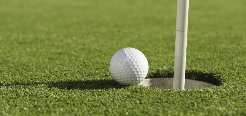 Golf ball, Harcourts South Africa, charity