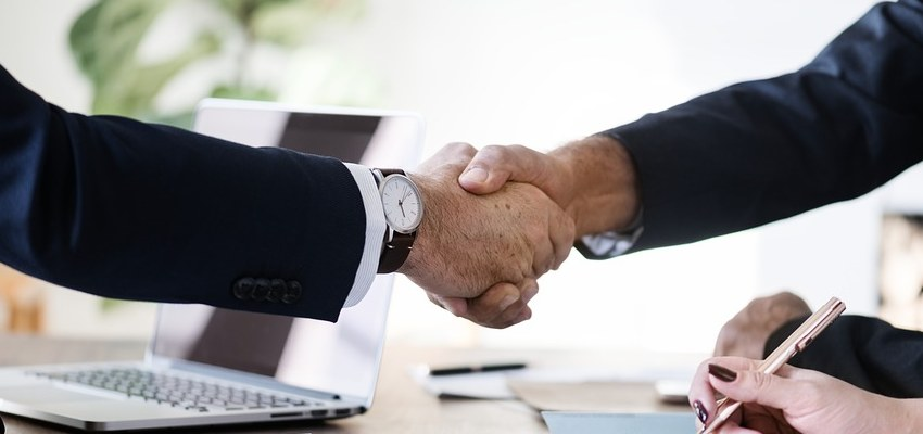 handshake deal hire reb