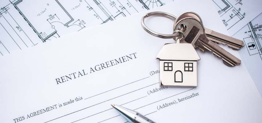 rental agreement reb