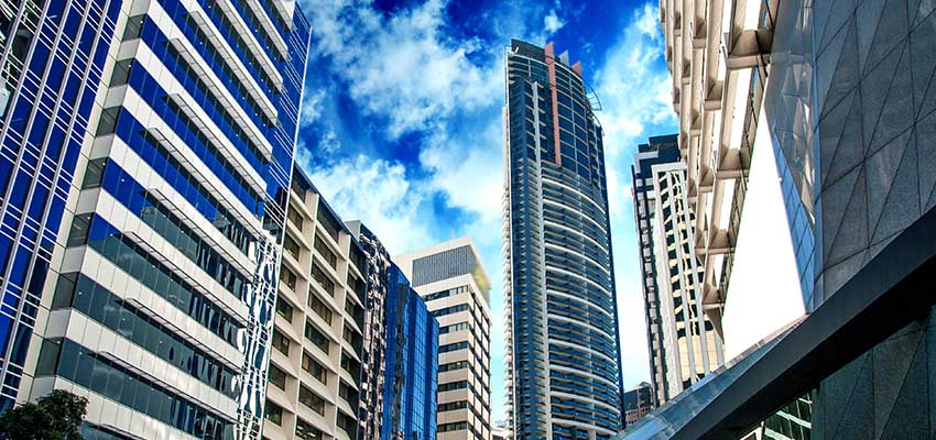 sydney cbd buildings reb