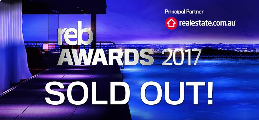 REB Awards 2017 SOLD OUT