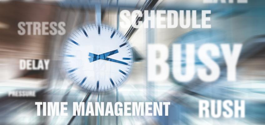 busy rush clock 850