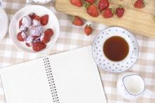 recipe strawberries book