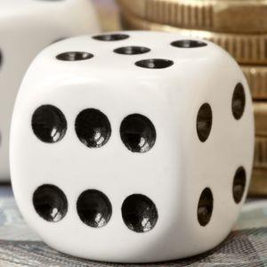 six on the dice