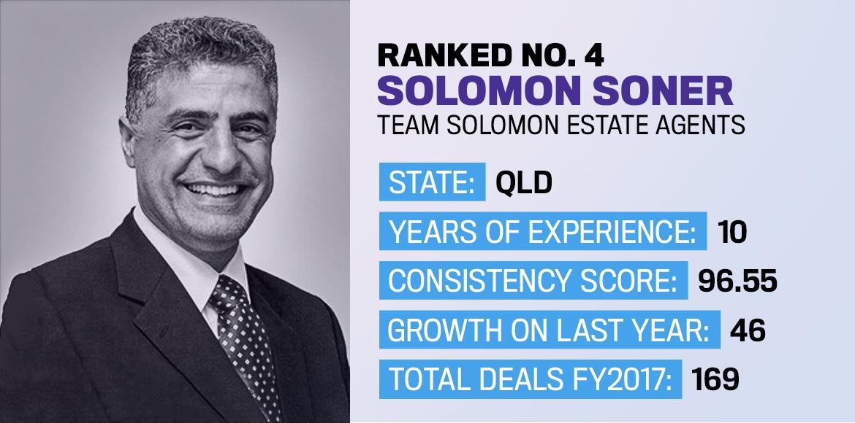 Solomon Soner