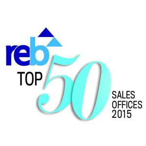 reb top 50 sales offices 2015