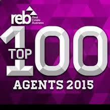 top 100 agents 2015