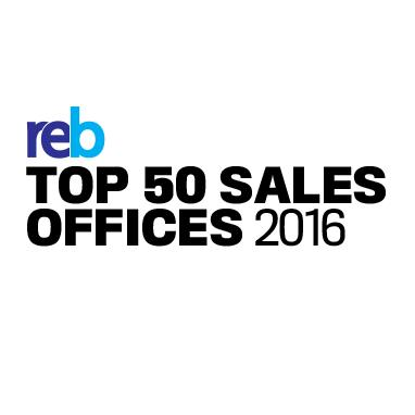 top 50 sales offices 2016