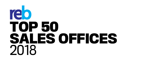 Top 50 Sales Offices 2018