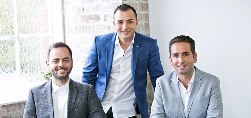 FutureRent co-founders