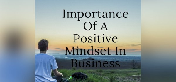 Positive Mindset in Business reb