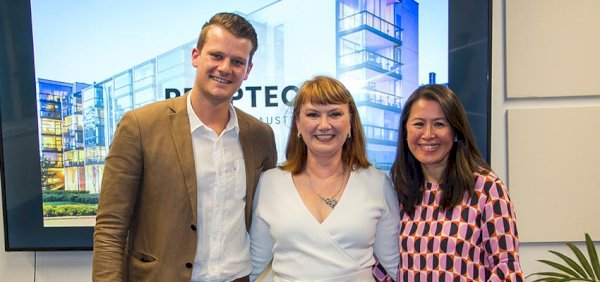 Proptech Association of Australia reb