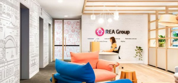 REA Group HQ office reb