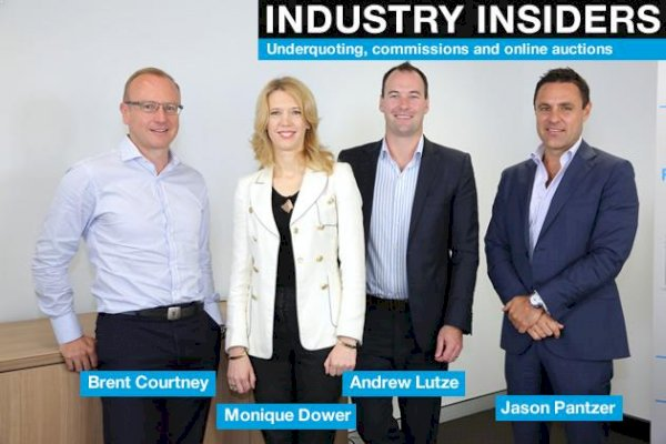 Industry Insiders - underquoting, commissions and online auctions