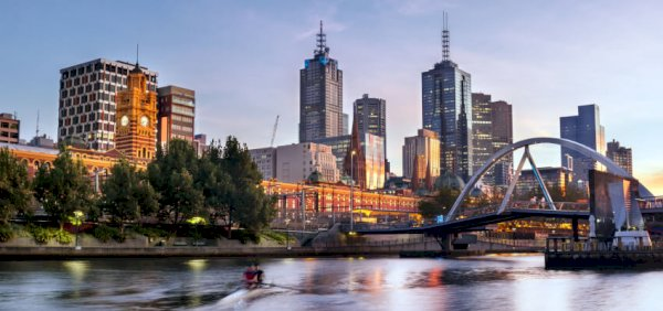 Melbourne, Victoria, Australia, property investment
