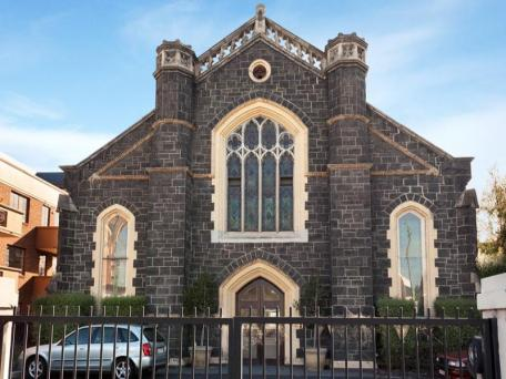 South Yarra church