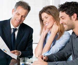 Happy-couple-discussing-300x250-Selling-To-Investors