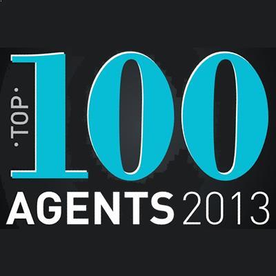 top 100 agents 2013