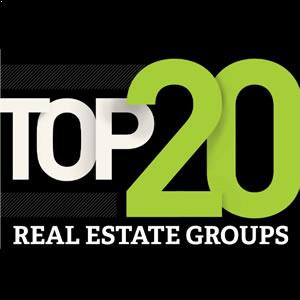 top 20 real estate groups