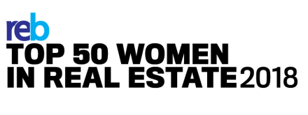 reb top 50 women 2018